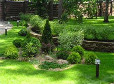 Садовый мир