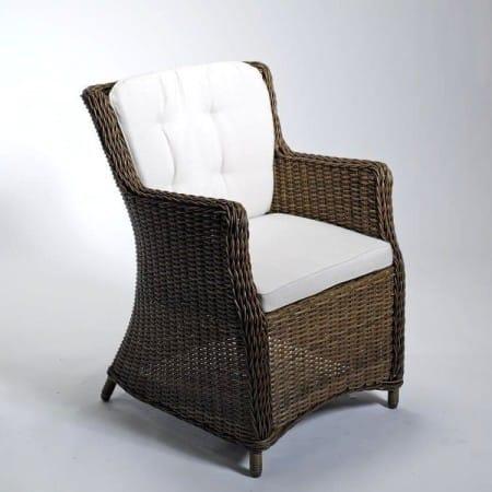 Кресло Luna (коричневое)